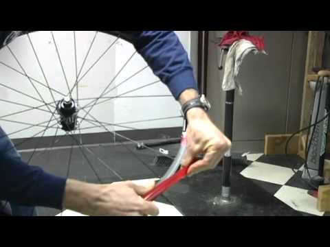 Tubeless Tire Installation