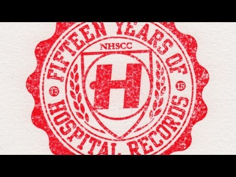 Fifteen Years Of Hospital - Mixed by Tomahawk