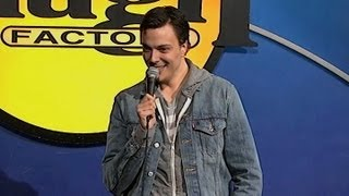 Hampton Yount - Crazy Girls (Stand Up Comedy)