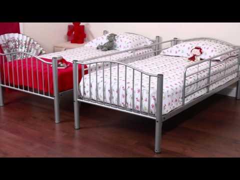 Soria bunk set split into two beds - Sweet Dreams
