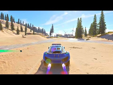 ONRUSH - Open Beta Gameplay (PS4 PRO) INTRO In The WORLD OF ONRUSH!