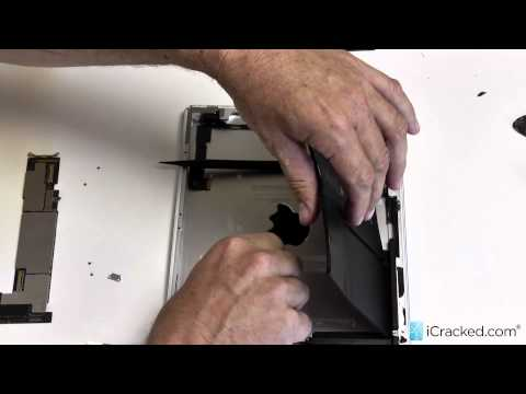 Official iPad 2 (WiFi Only) Battery Replacement Video & Instructions - iCracked.com