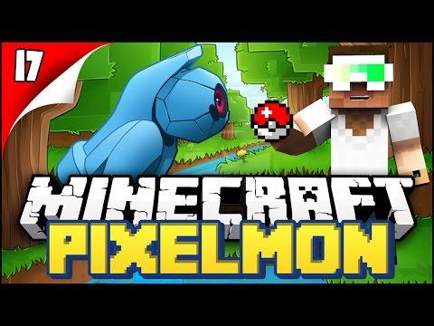 Minecraft Pixelmon - EP17 - MESA BIOME!