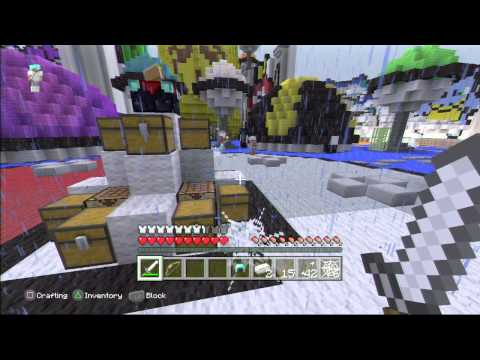 Minecraft PS3 Pokemon Hunger Games