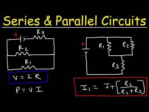 Resistors In Series and Parallel Circuits - Keeping It Simple!