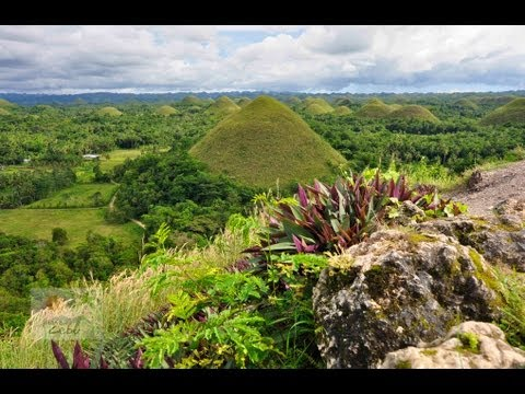 Tour Bohol Philippines - See the tourist attractions of Bohol