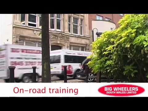 Minibus Training - PCV Category D1 and D1+E Driving Lessons