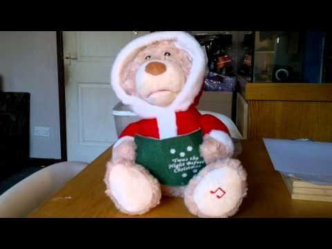 Avon Christmas Bear 2012.mp4