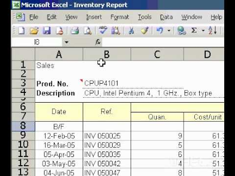 Microsoft Office Excel 2003 Increase or decrease indented text from the left edge of a cell