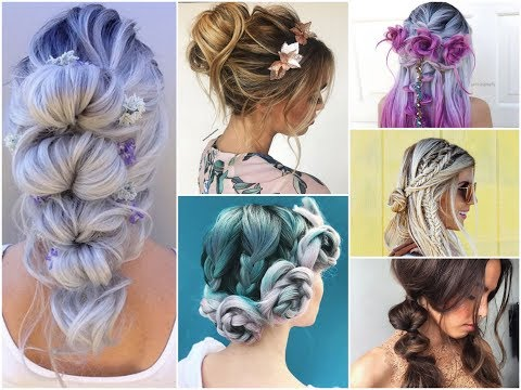 25 Cool Updo and Braided Hairstyles Must Try This Summer