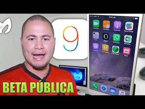 Cómo instalar iOS 9 Public Beta (Tutorial Novato)