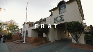 Welcome To My Frat House