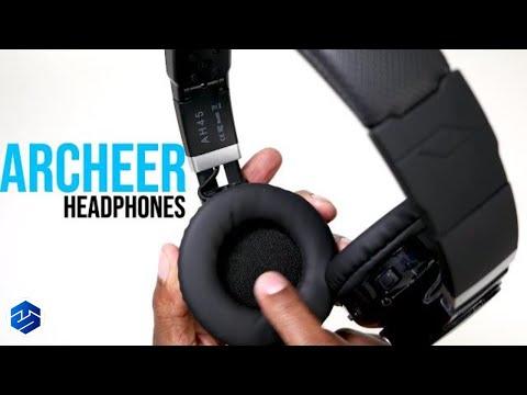 ARCHEER AH45 Bluetooth Headphones With Speakers ???