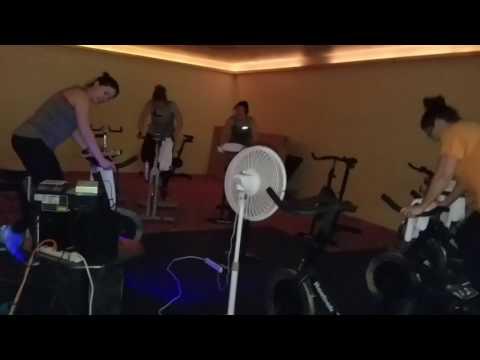 Cycling at SCAC