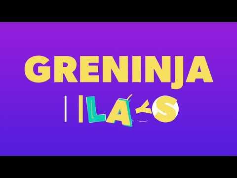 Greninja plays intro