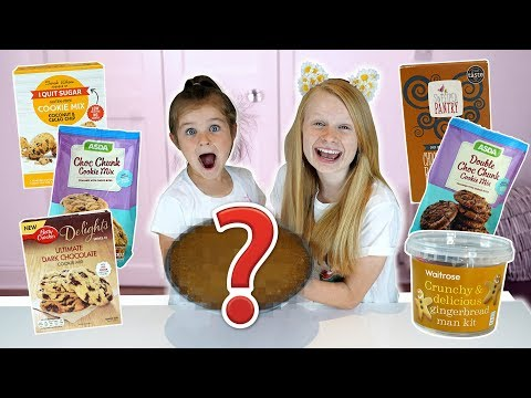 WE MiXED EVERY COOKiE FLAVOR TOGETHER! 🍪👅