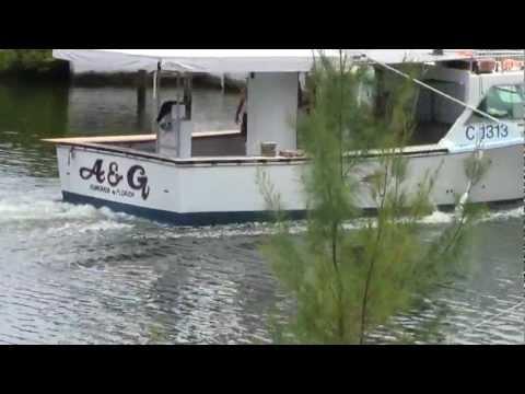 A & G KEY LARGO LOBSTER BOAT FL KEYS MOST DANGEROUS JOB