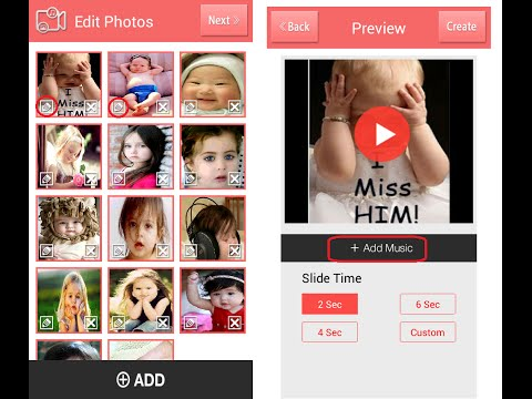 How to Make Video from Photos in Android Phone