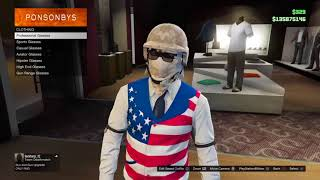 how to get face bandana in gta 5 online