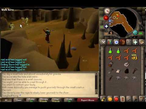 Shilo Village Quest Runescape 2007