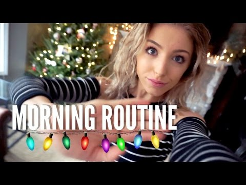HOLIDAY MORNING ROUTINE 2016