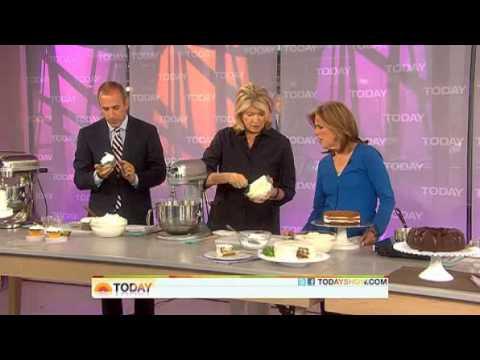 Martha Stewart - Fabulous Frostings