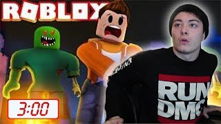 DO NOT PLAY ROBLOX AT 3 AM!! (GONE WRONG)