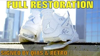2000 BLING 4 FULL RESTORATION!! (SIGNED BY QIAS & RETRO)