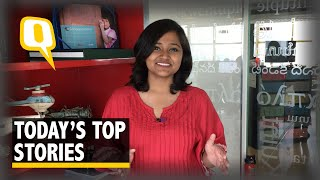 Qwrap: Kathua Case Moved To Pathankot; Sonam's Mehendi Pics