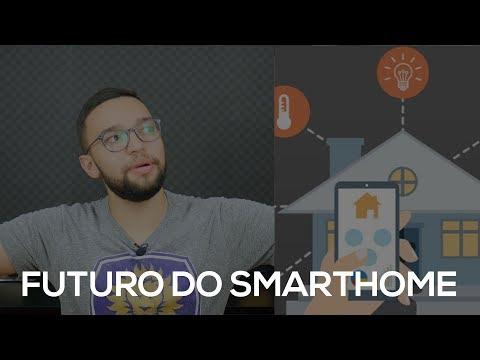 O FUTURO DO SMART HOME!