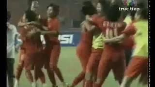 Tuyển bóng đá nữ VN vô địch Seagame 25