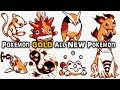Pokémon Gold & Silver Demo: All REAL Unreleased Pokemon Sprite (1997)