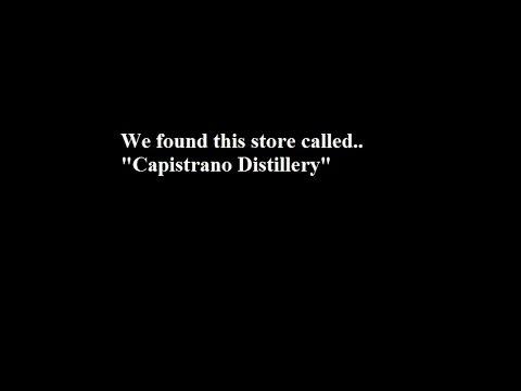 Business Interview ( Capistrano Distillery )