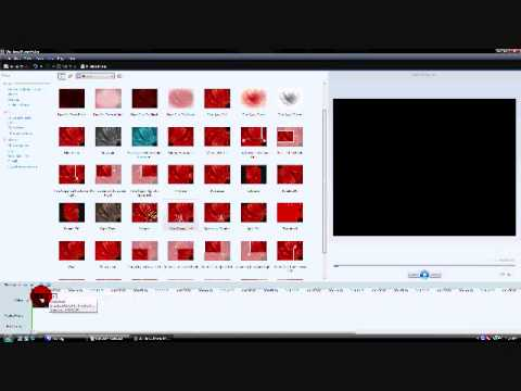 how to use slow motion on windows movie maker