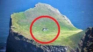 12 Most Amazing Secluded Homes
