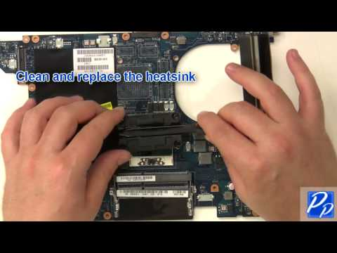 Dell Inspiron 15R (5520 / 7520) Motherboard / CPU / Heatsink Replacement Video Tutorial