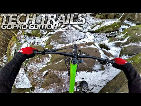 TECHNICAL HARDTAIL RIDE - gopro edition -subtitled-