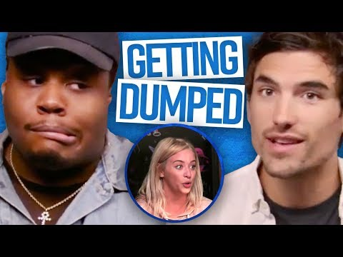 What Guys Really Think About Getting DUMPED (New Show!! - DUDE VIEW!)