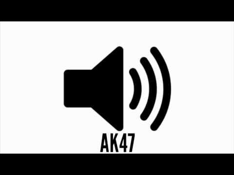 Ak47 Sound Effect (HD)