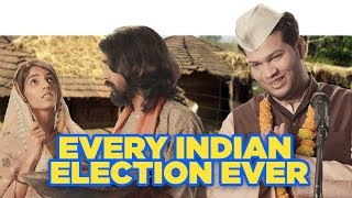 ScoopWhoop: Every Indian Election Ever