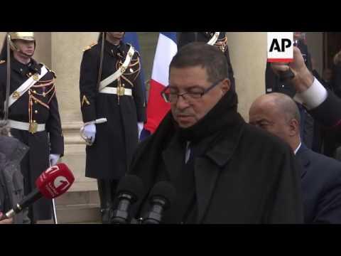 Tunisia PM blames unrest on unemployment