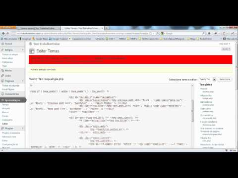 Wordpress - Como retirar Autor e Data