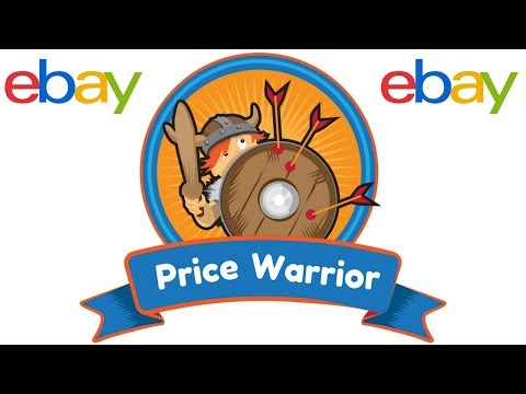 [Price Warrior] - How to fight back eBay sellers copying your titles - Drop shipping
