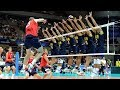 Volleyball 6 Person Block Funny Volleyball Videos HD