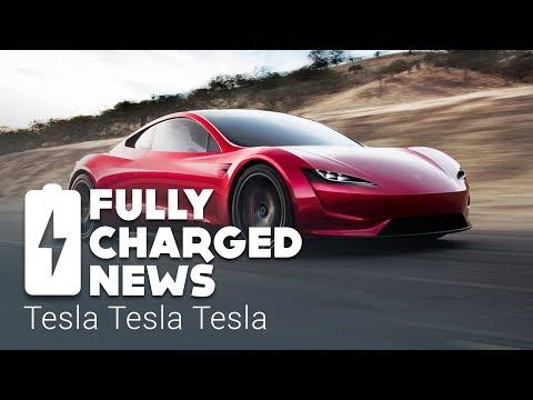 Tesla Tesla Tesla | Fully Charged News