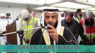 Jumuah Salah - Sheikh Mishari Rashid Al-Afasy (Baqarah 284-286)