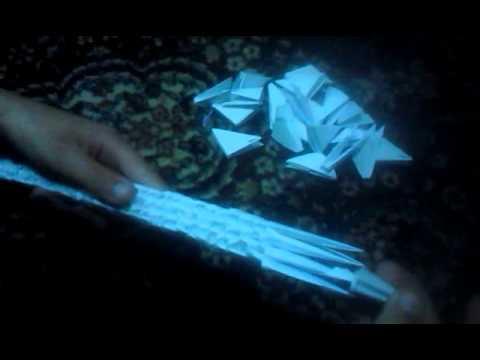 3d origami circle