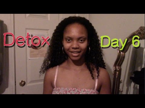 My 7-Day Detox: Day 6 - Light at the End of the Tunnel