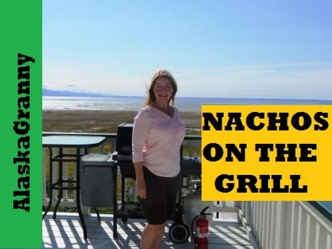 Nachos On The Grill Or Campfire