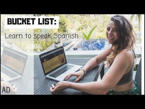 I've been learning Spanish in Sri Lanka?!